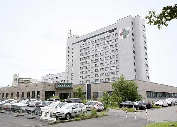 St. Katharinen Krankenhaus, Frechen (TGA Sanierung)