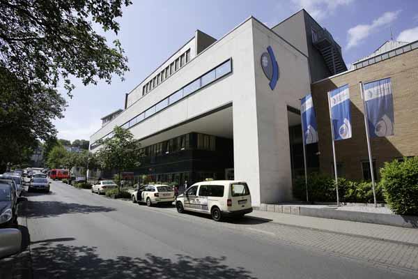 St. Marien Krankenhaus, Siegen  </ br> (div. Baumaßnahmen)