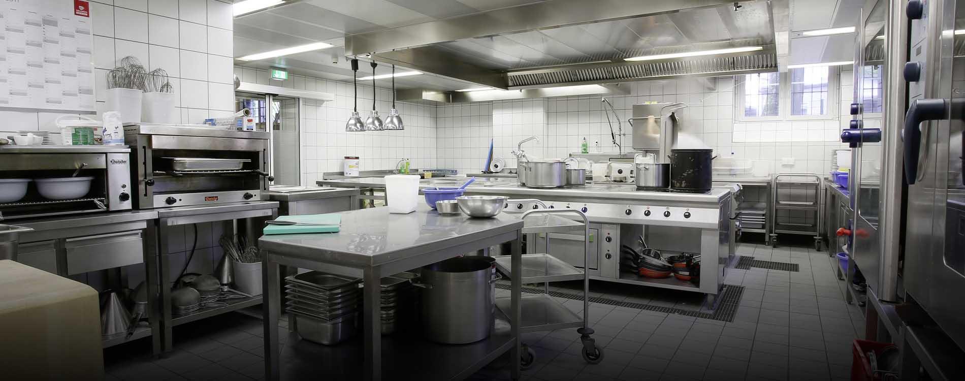 Küche des Hauses der Siegerländer Wirtschaft