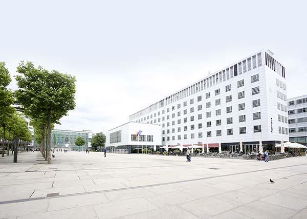 Modernisierung des Rathauses Lüdenscheid