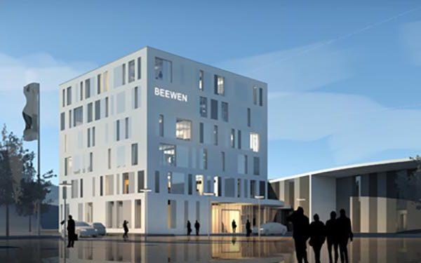 Projekt fertiggestellt: Beewen GmbH & Co. KG, Siegen