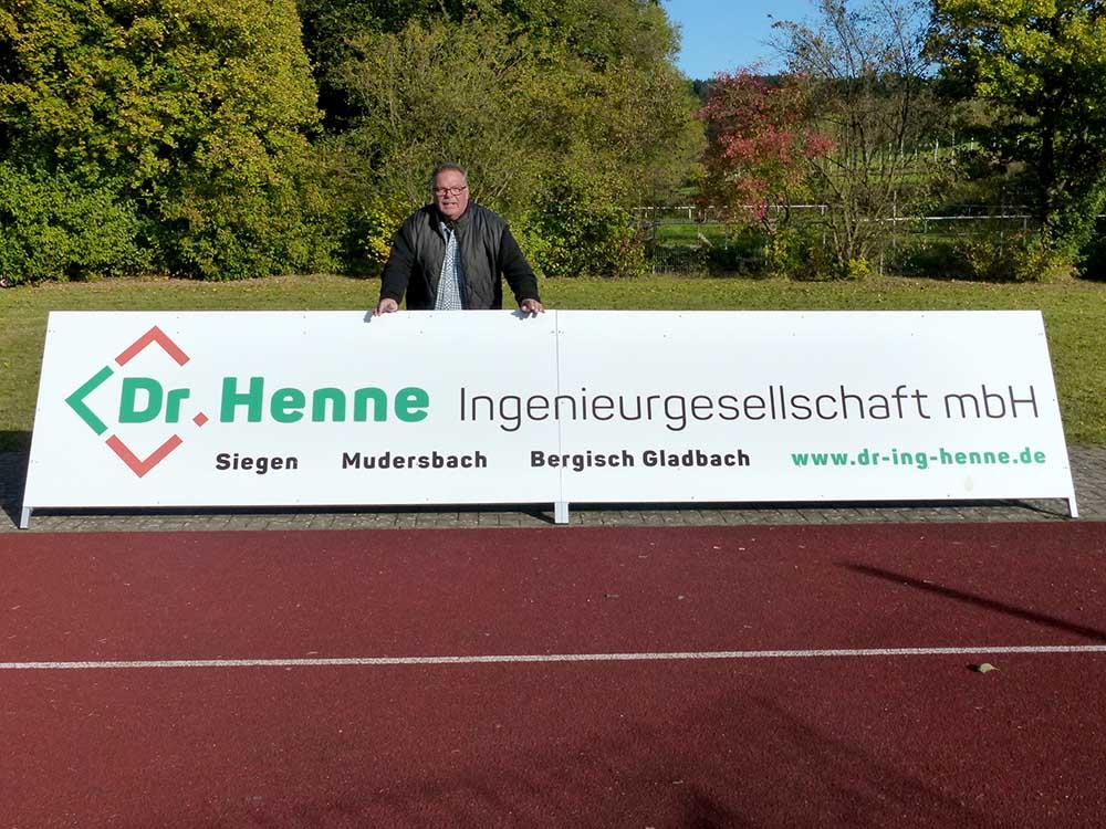 Wir fördern die Jugendarbeit des 1. FC Kaan-Marienborn e.V.