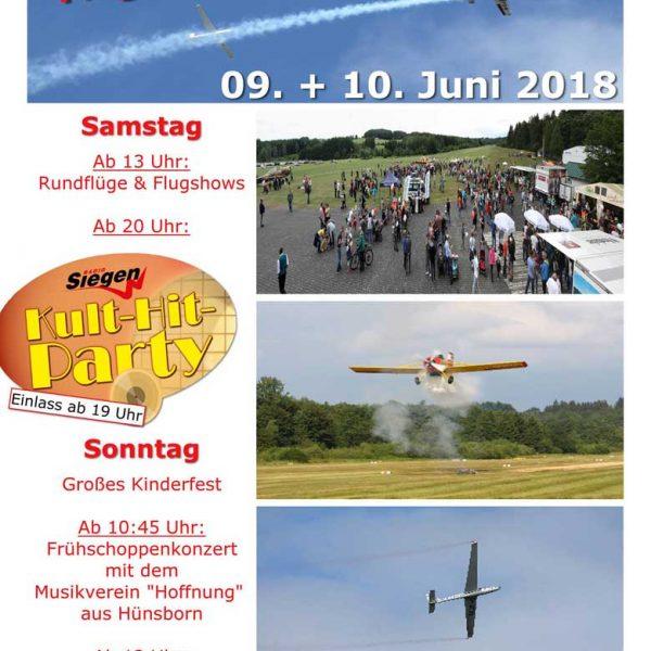 Hünsborno Flugplatzfest