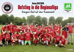 Kaan Aufstieg Fussball-Siegen